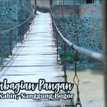 Tebar Bantuan Paket Pangan di Kampung Kabin – Bogor