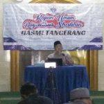 HASMI Tangerang-Sukses Selenggarakan Kajian Umum