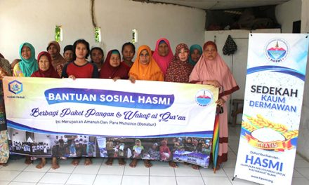 HASMI Tangerang-Selenggarakan Tebar Pangan Kepada Masyarakat