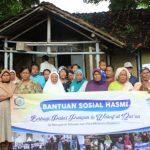 HASMI-Sukses Melaksanakan Program Tebar Pangan